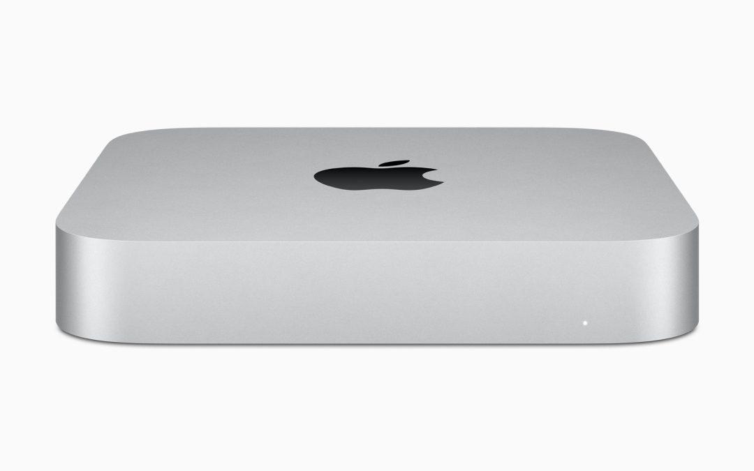 2020 M1-powered Mac minis