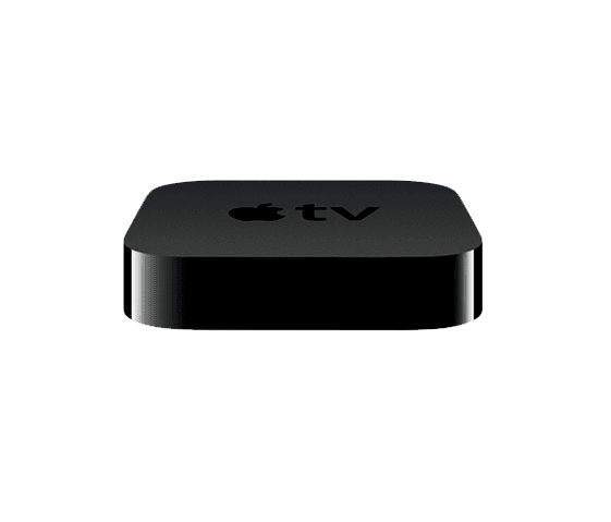 Apple TV Webserver.