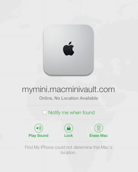 Acceptable Use Policy | Mac Mini Vault