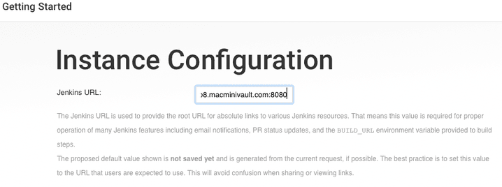 Installing Jenkins on macOS | Mac Mini Vault