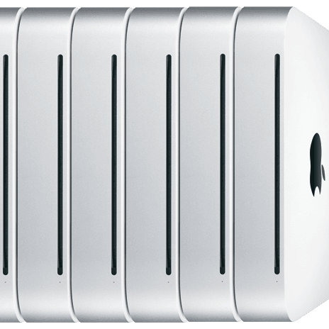 Mac Mini Vault plans listed.