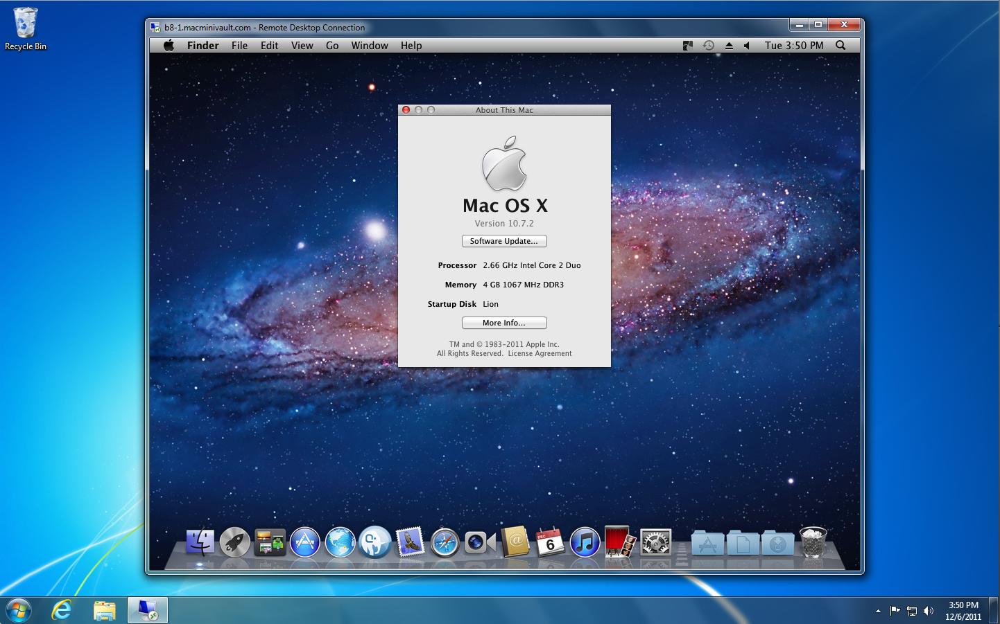 Access your mini from Windows  | Mac Mini Vault